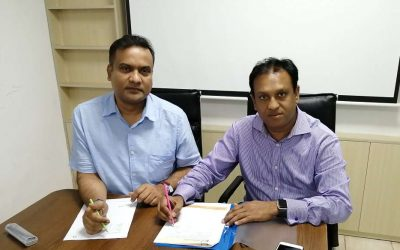 Agreement Signing with Cokreates and HR Outsources of HRBPO